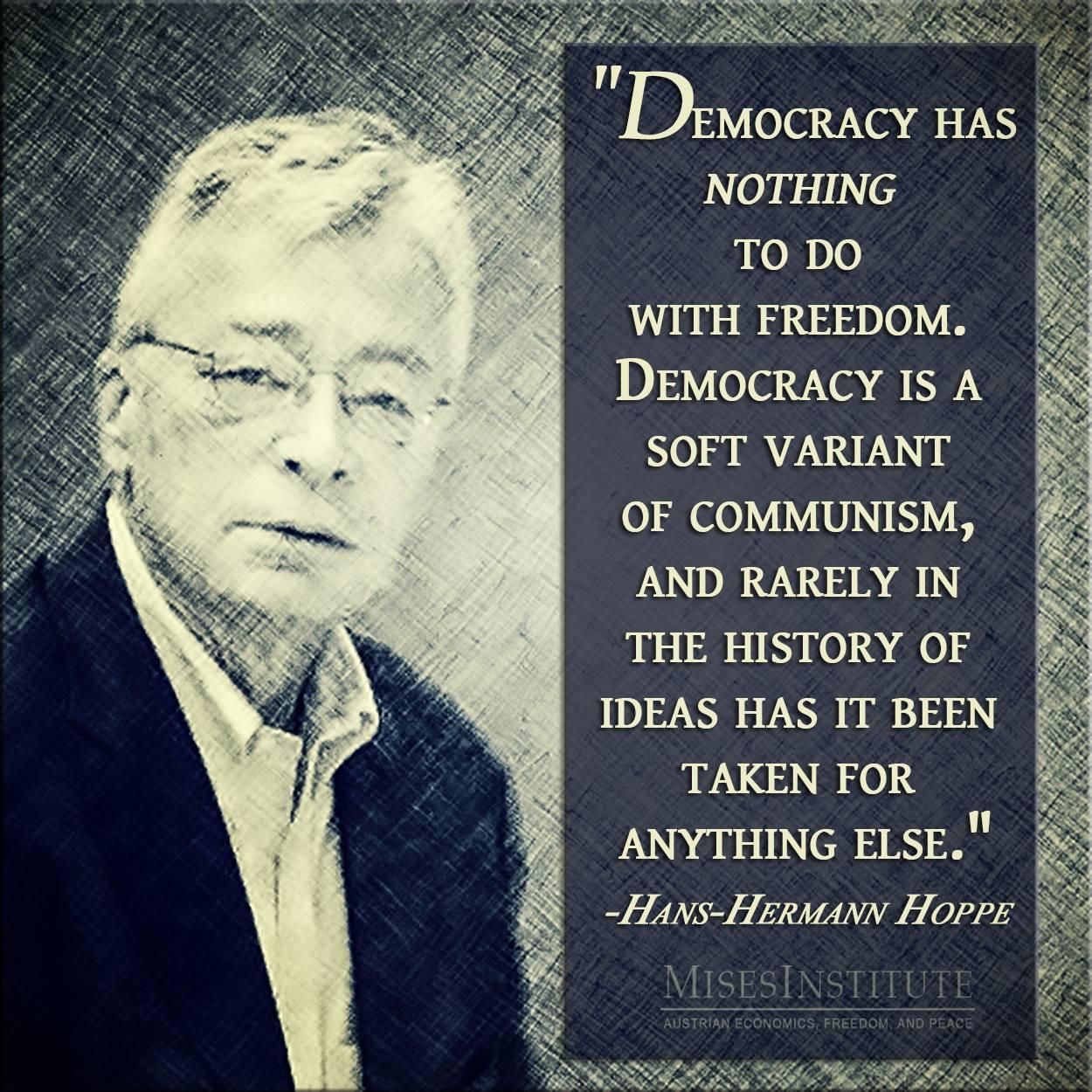 hoppe-democracy