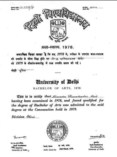 What is a university degree?