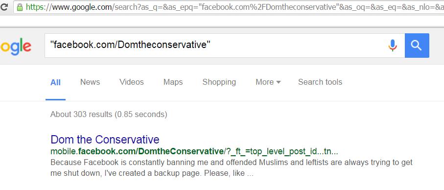 facebook-com-domtheconservative